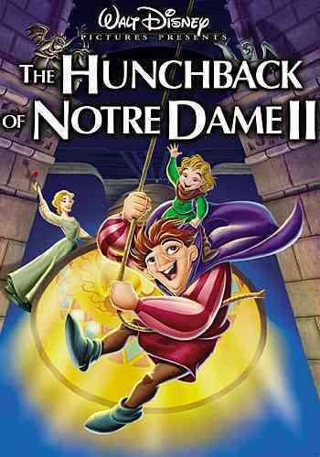 HUNCHBACK OF NOTRE DAME 2 BY HEWITT,JENNIFER LOV (DVD)