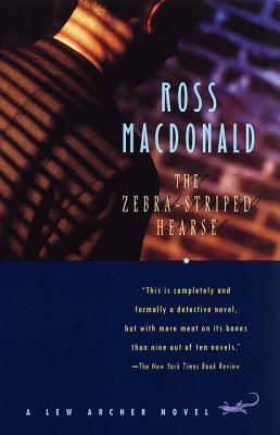 The Zebra-Striped Hearse By MacDonald, Ross
